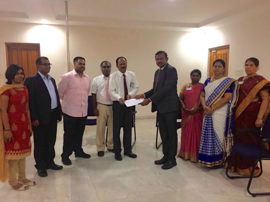 MoU with Panimalar College
